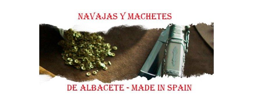 Najavas y Machetes de Albacete