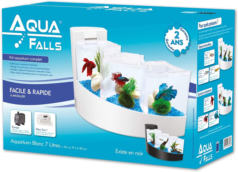 acuario aquafalls disponible para comprar en oferta en aquarium terramar tienda de peces tropicales en priego de cordoba