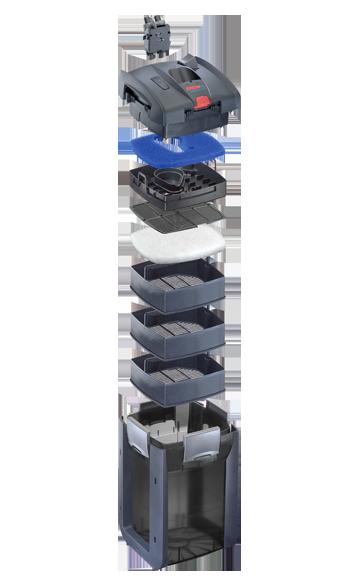 uno de los elementos más importantes dentro del mantenimiento de un acuario es el filtro. La calidad del filtro, durabilidad, facilidad de limpieza y por supuesto un precio ajustado, son las características que definen al filtro acuario EHEIM. EHEIM es el líder europeo en acuariofília. Fabrica desde hace más de 50 años productos realmente fiables, para que nuestro acuario esté en las mejores condiciones. Los filtros de acuario EHEIM están a la vanguardia. Desde EHEIM nos ofrecen accesorios y materiales filtrantes de alta tecnología, que son el complemento perfecto para sus filtros.