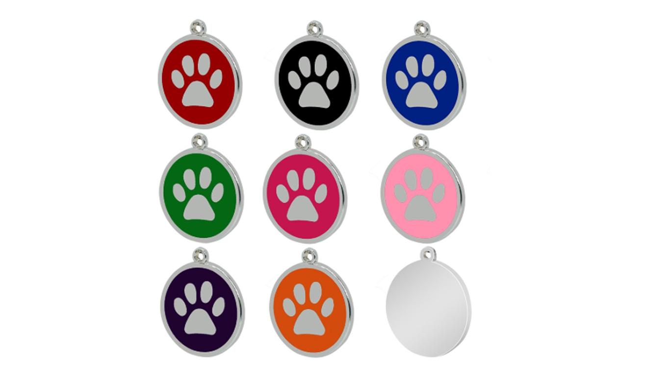 Ten siempre a tu mascota identificada con nuestras placas identificativas. Con este pequeño accesorio podrán contactar contigo de manera rápida y sencilla en caso de que tu mascota se extravie.