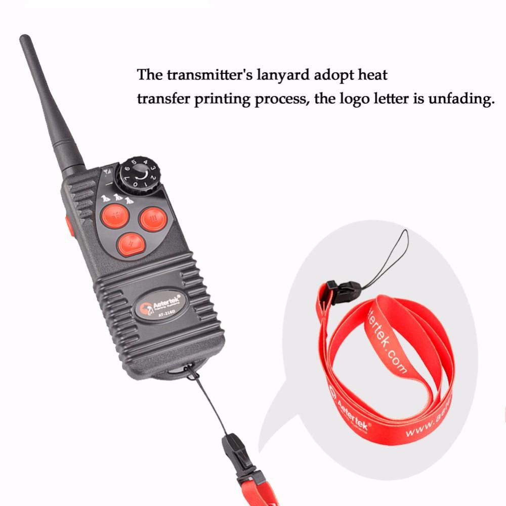 collar para adiestrar perros de descarga electrica