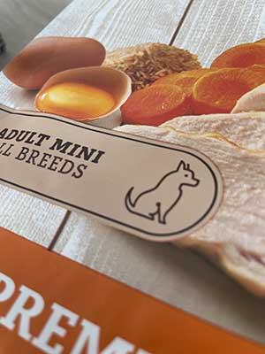 Zen Low Grain es el nuevo pienso para perros natrual de la casa Dapac