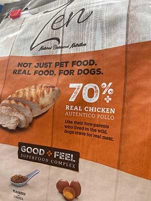 Su imagen renovada y su fórmula nutritiva a base ingredientes naturales hacen del nuevo Zen Low Grain una de las mejores alternativas en cuanto a piensos para perros