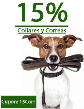 Oferta en Collares y correas para perros