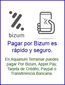 Pagar en Aquarium Terramar los articulos para tu mascota es muy fácil y seguro