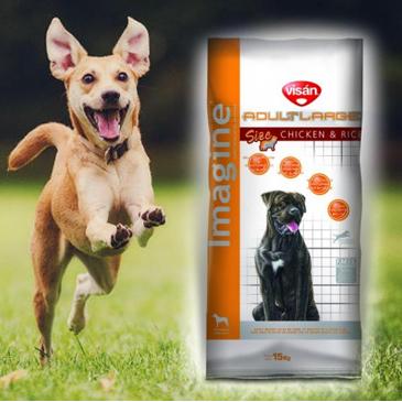 El Pienso Visan para perros es un alimento Super Premium elaborado con la incorporación directa de carne fresca. La comida para perros elaborada mediante este proceso conlleva un solo tratamiento térmico antes de convertirse en un producto final para la mascota
