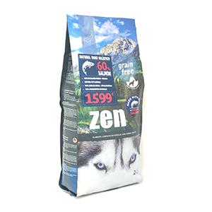 Pienso completo de salmon y patata SIN CEREALES para perros adultos de venta exclusiva en Tienda Animalia. Ingredientes: Salmón fresco (33%), salmón deshidratado(23%), patata, aceites y grasas,  hidrolizado de salmón(4%), levaduras, pulpa de remolacha, semilla de linaza, proteína de patata,  polifosfatos de sodio, cloruro potásico, carbonato cálcico,...