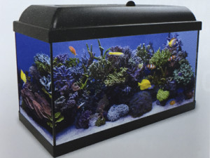 Kit acuario marino hydro pure 45 litros for Acuario marino precio